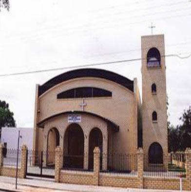 Church of the Koimisis Tis Theotokou New